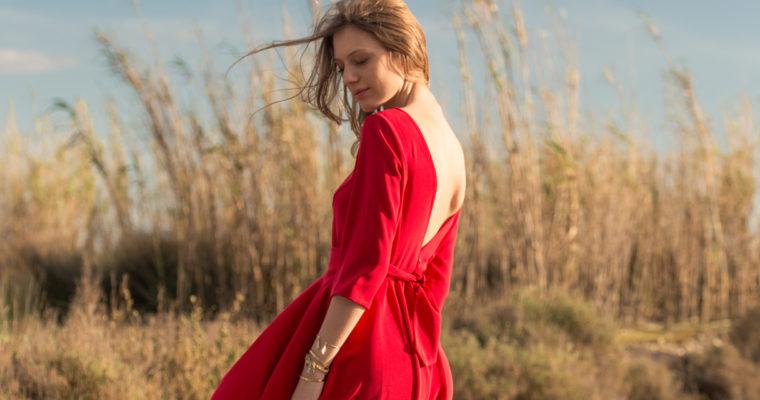 Les robes glamour de Poldine