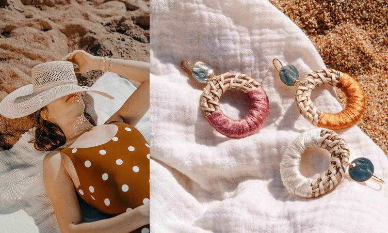 bijoux fait-main esprit vintage