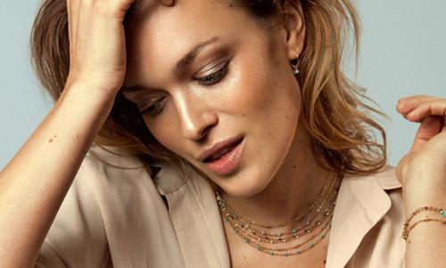 Les bijoux lumineux de Marianne Vey