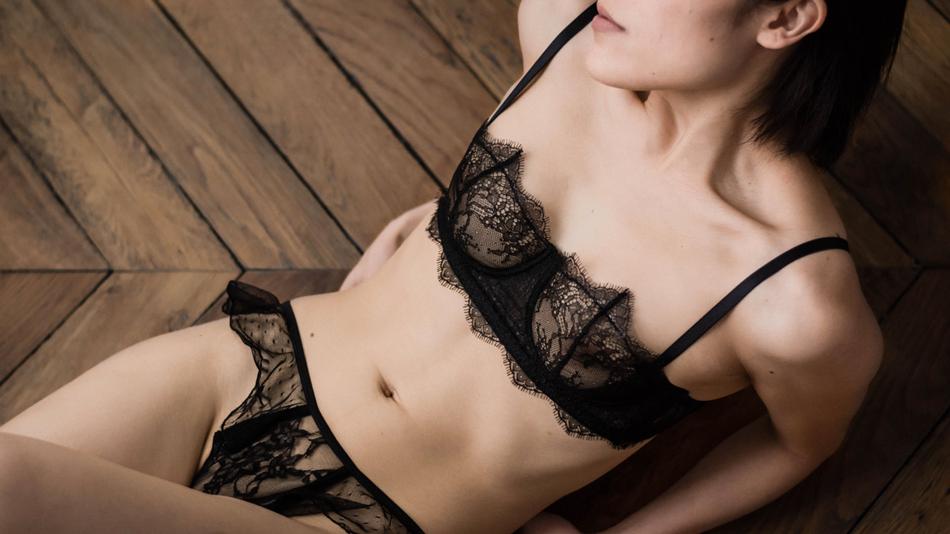 lingerie artisanale