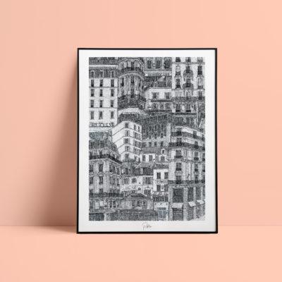 PABLO EST UNE FILLE - Illustrations - Papeterie