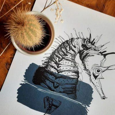 SILOWANE - Illustrations - Papeterie
