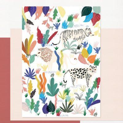 CHARLOTTE JANVIER - Illustrations - Papeterie