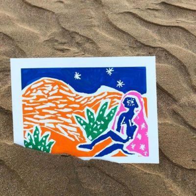 AURELIE ANDRES - Illustrations - Papeterie