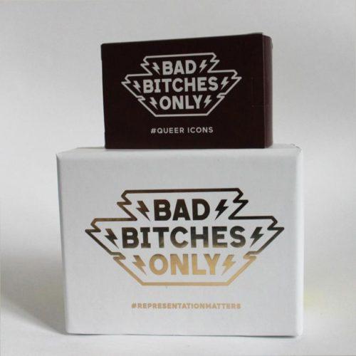 Jeu de société - Pack Bad Bitches Only x Queer Icons