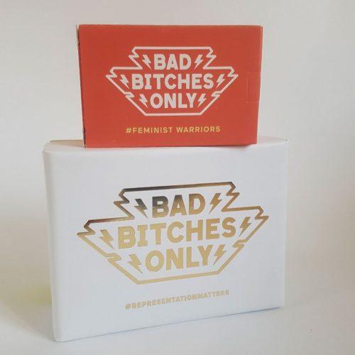 Jeu de société - Pack Bad Bitches Only x Feminist Warriors