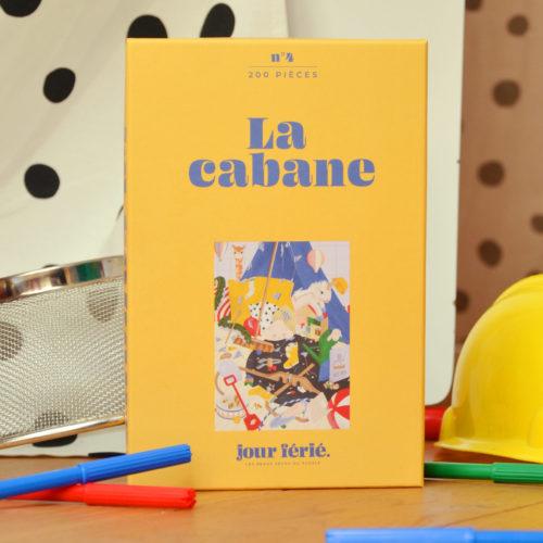 Puzzle - La Cabane