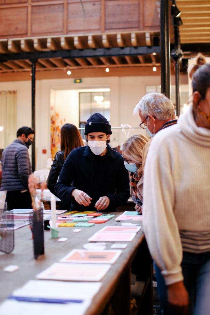 Valentin Lebigot Bande de créateurs Octobre 2020